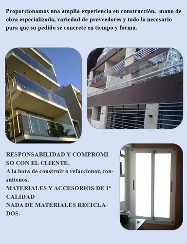 vidrieria y fabrica de aberturas de aluminio