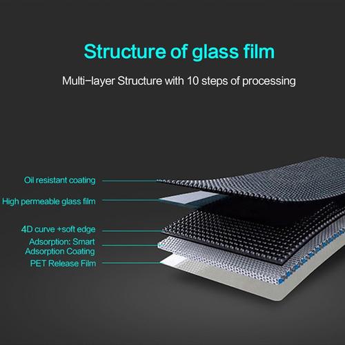 vidrio 5d fullcover calidad xiaomi redmi 4x