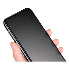 Vidrio Cerámico Mate Antihuella iPhone 6/7/8/x No Se Rompe