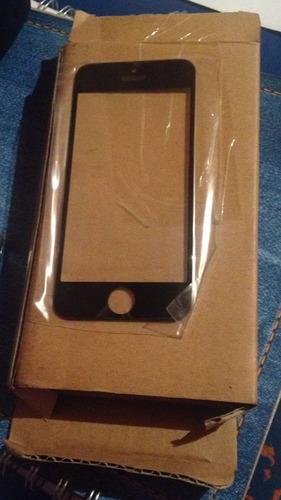 vidrio, cristal frontal iphone 5c