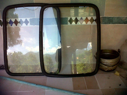 vidrio de camioneta chevrolet de pasajero año 88