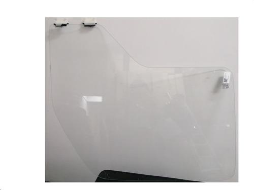 vidrio de puerta delantera derecha de jac.
