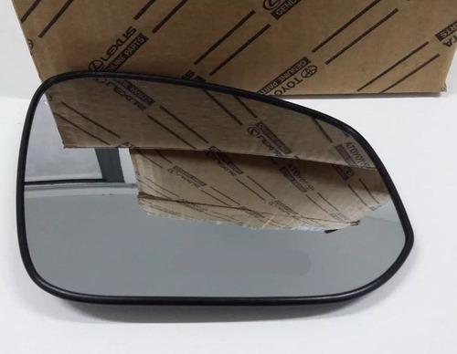 vidrio espejo derecho original hilux 2016 - c /desempañador