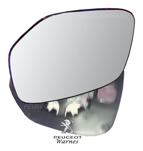 vidrio espejo manual derecho alternativo peugeot partner