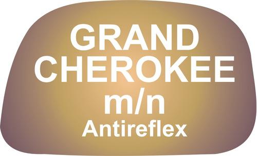 vidrio espejo retrovisor grand cherokee m/n antireflex