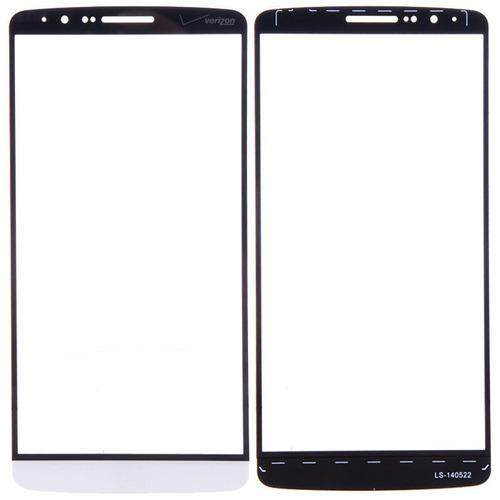 vidrio front screen para lg g3 d850 d855 d851 new blanco