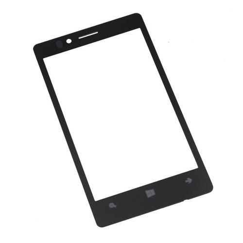 vidrio frontal negro screen panel parts para nokia lumia 925
