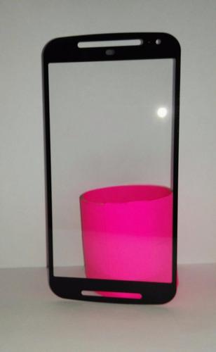 vidrio glass moto g2 xt1063