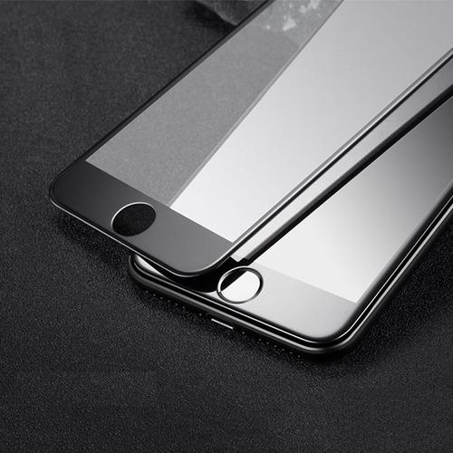 vidrio glass templado iphone 8 plus 4d curvo