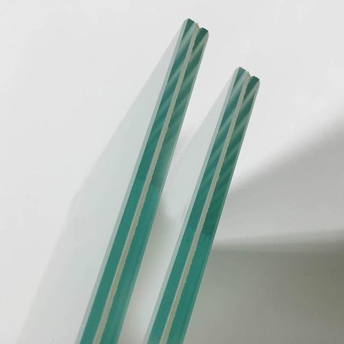 vidrio laminado 3+3mm incoloro