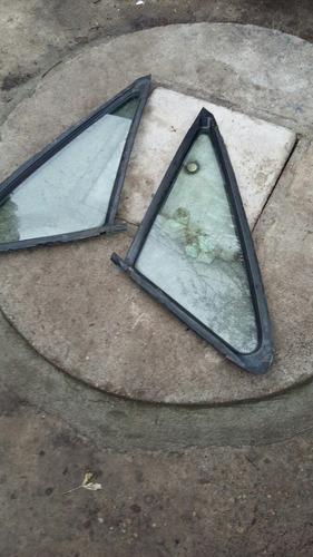 vidrio lateral trasero santana 88 con goma