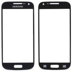 vidrio pantalla galaxy s4 mini i9190 glass lens negro