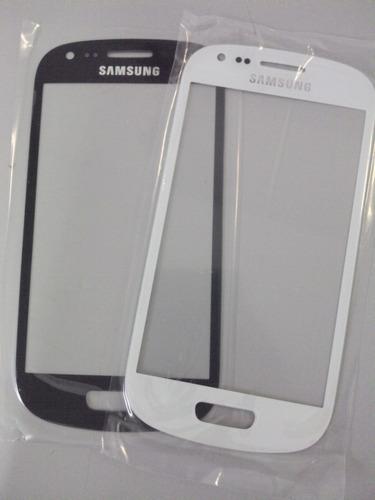 vidrio pantalla glass galaxy s3 mini.consulte color y stock