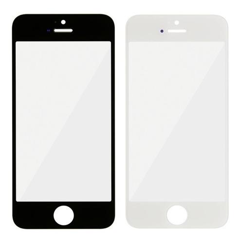 vidrio pantalla glass iphone 4 6s 6s plus + pegamento uv