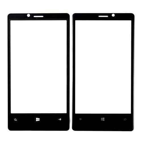 vidrio para nokia lumia 920 front glass - negro