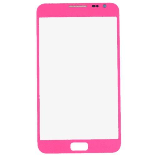 vidrio pink front para samsung galaxy note i9220 n7000 parts