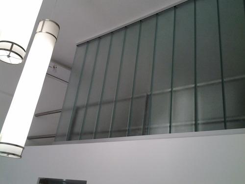vidrio profilit u-glass simple/doble solo en glasseado.