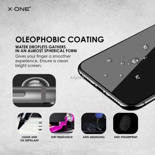vidrio protector anti grasa/raya iphone xs max & 11 pro max