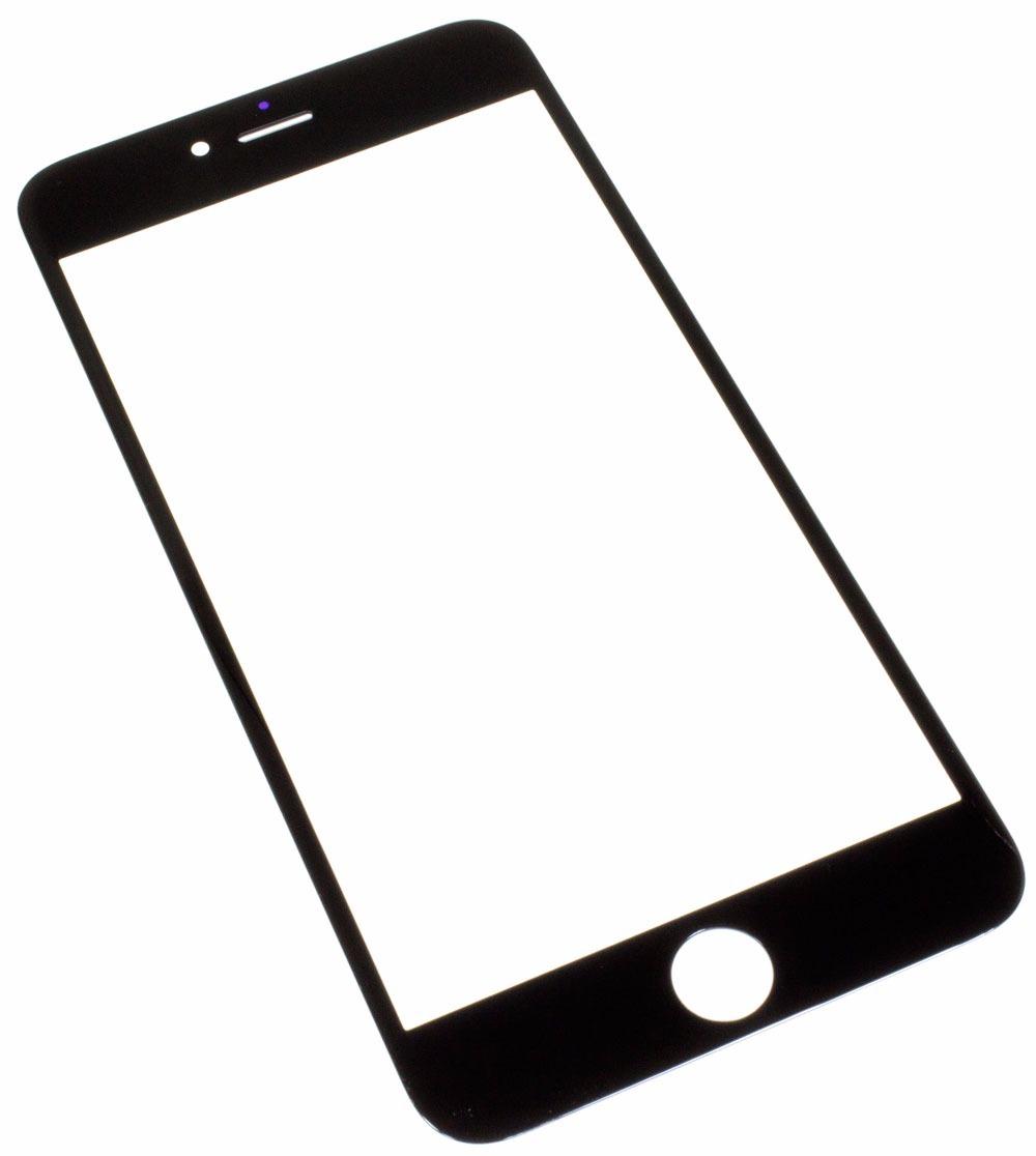 6f80bc1224e Vidrio Repuesto Original Pantalla Iphone 6 Plus Negro - $ 300,00 en ...