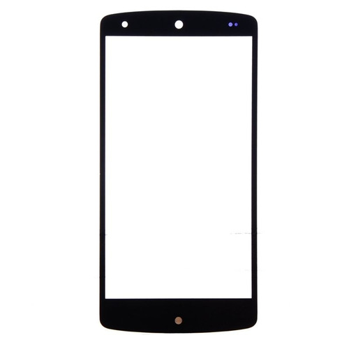 vidrio screen frontal negro lg google nexus 5 d820 d821 part