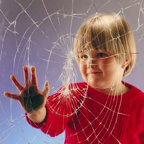 vidrio seguridad film vidrios 100micrones rollo oferta 10mt