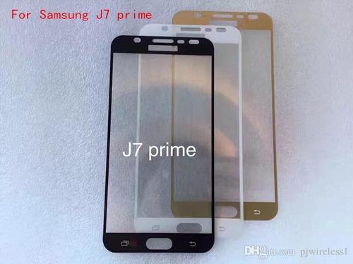 vidrio tactil gorilla glass original samsung j7 prime g610