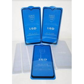 Vidrio Templado 10d Samsung A10/a20/a30 Cubre 100% Pantalla