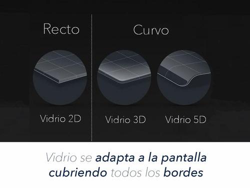 vidrio templado 3d full glue samsung s9 - s9+ - s8 - s8+