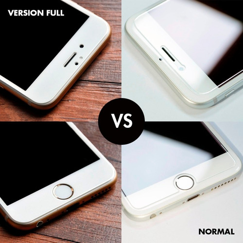 vidrio templado 3d iphone 6, 6s, 7, 7 plus nillkin ap+