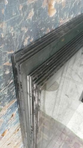 vidrio templado 4mm division de 69*94 cm transparente