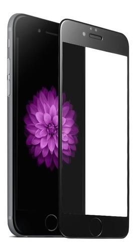 vidrio templado 6d para iphone 7 / 8 protector calidad