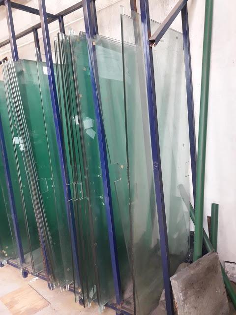 Vidrio templado precio m2