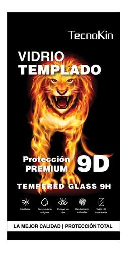 vidrio templado 9d full tecnokin huawei y9 prime 2019