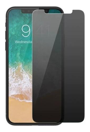vidrio templado antiespia iphone 11 pro max x xr xs 5 6 7 8