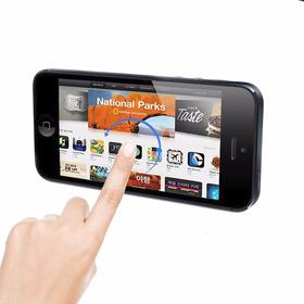 Vidrio Templado Completo Curvo 4d Para iPhone 7