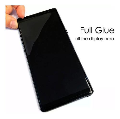 vidrio templado curvo 5d full toda pantalla s8 s8+ s9 s9+