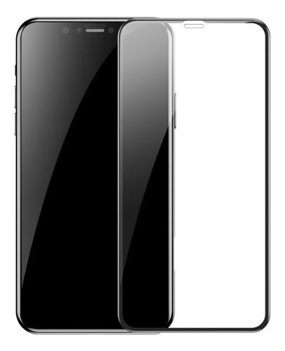 vidrio templado curvo full cover iphone xr baseus