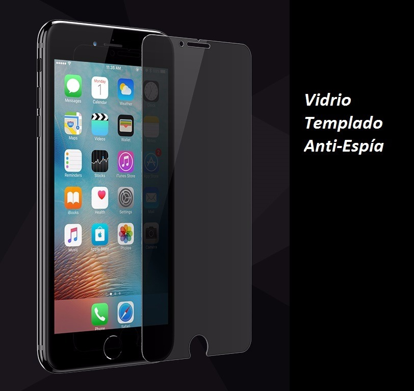 6802742499e Vidrio Templado Film Anti Espía iPhone 7 Plus - $ 150,00 en Mercado ...