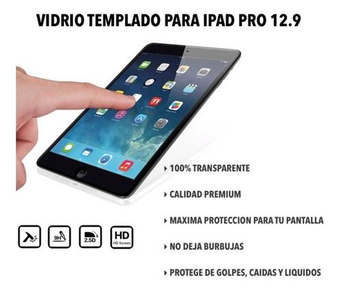 vidrio templado film protector de pantalla -  ipad pro 12,9