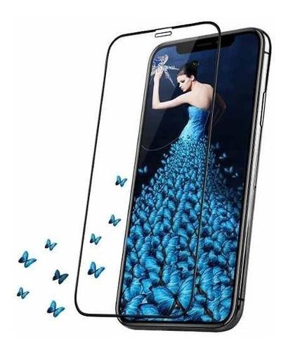 vidrio templado full cover iphone x 10 pantalla completa