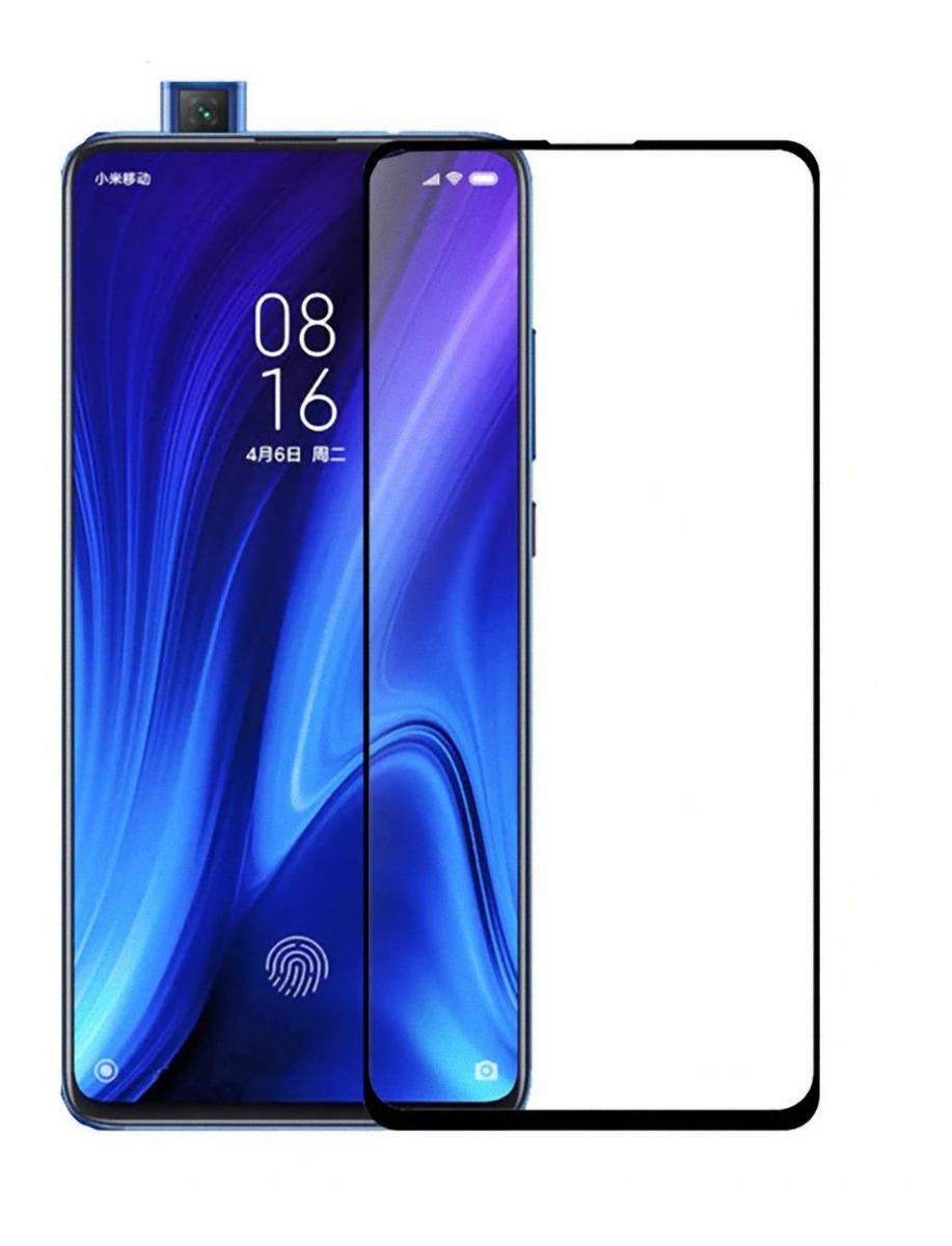 Accesorios Para Móviles Protector Cristal Templado Para Xiaomi Mi 9t Negro Frontal Completo Móviles Y Telefonía Aleria Se