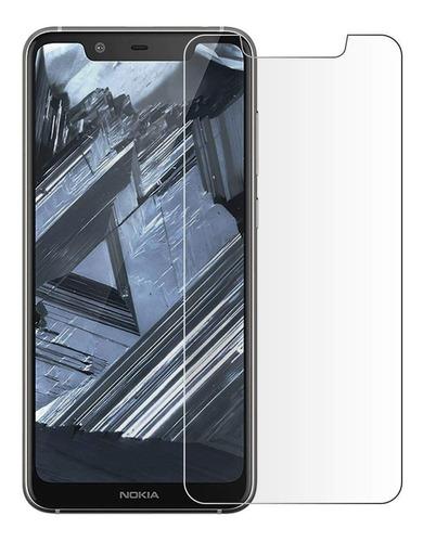 vidrio templado glass para nokia 5.1 plus