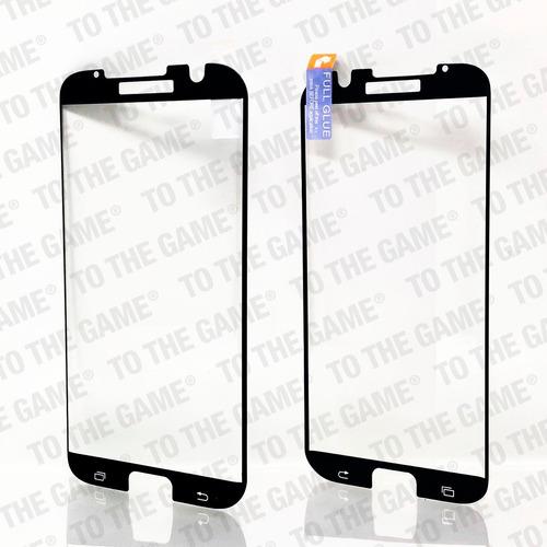 vidrio templado glass samsung s7 edge full cover full glue