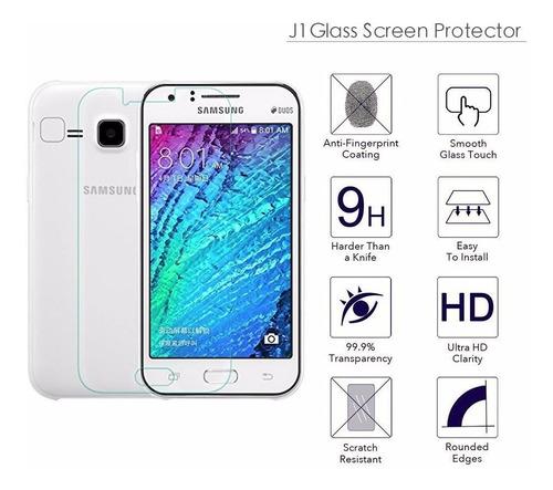vidrio templado glass tempered para samsung j1 j100