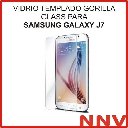vidrio templado gorilla glas samsung galaxy j7 2015 j700 neo