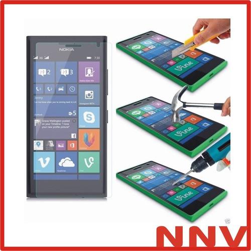 vidrio templado gorilla glass nokia microsoft lumia 640
