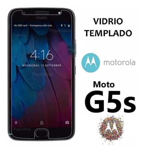 vidrio templado gorilla glass para motorola moto g5 s g5s