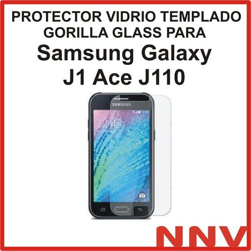 vidrio templado gorilla glass samsung galaxy j1 ace j110 nnv