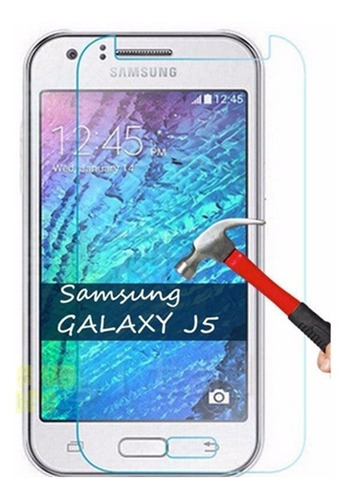 vidrio templado gorilla glass samsung galaxy j500 j5