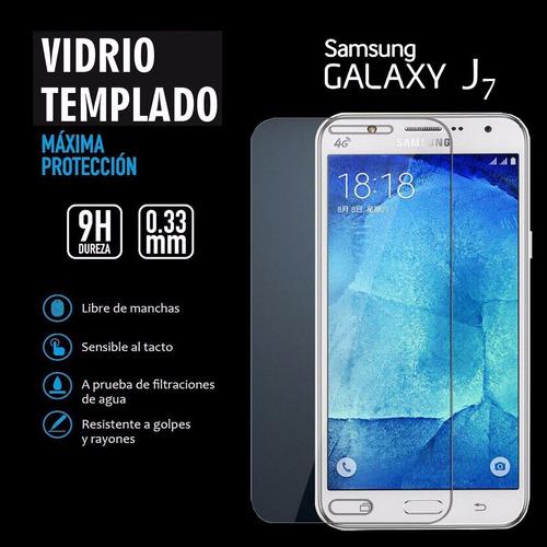 vidrio templado gorilla glass samsung galaxy j7 2016 j710